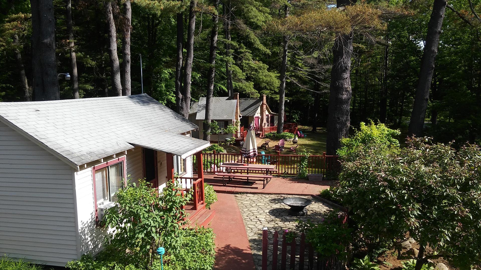 Flower Cottages